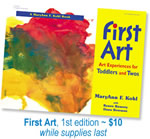 First Art first edition