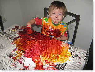 art with toddlers and twos maryann kohl