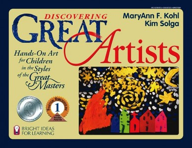 Discovering Great Artists by MaryAnn Kohl