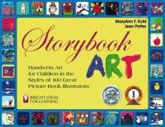 Storybook Art by MaryAnn F. Kohl