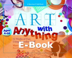 Art Activity Books - E-Books