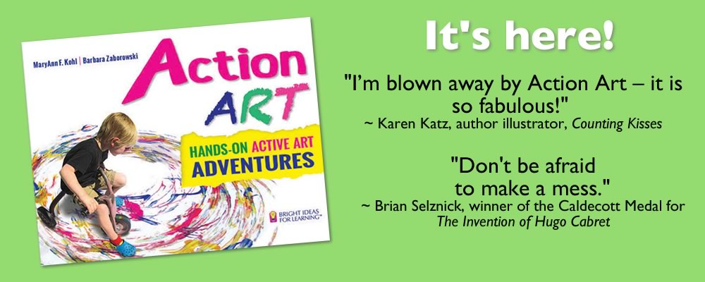art activity books for kids - maryann kohl - bright ring publishing